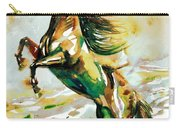 Horse Painting.25 Carry-all Pouch