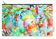 Horse Painting.29 Carry-all Pouch