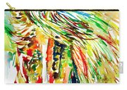 Horse Painting.31 Carry-all Pouch