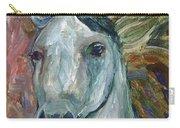 Horse Portrait 103 Carry-all Pouch