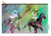 Horse Racing 04 Carry-all Pouch