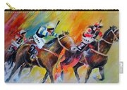 Horse Racing 05 Carry-all Pouch