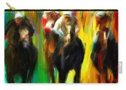 Horse Racing IIi Carry-all Pouch
