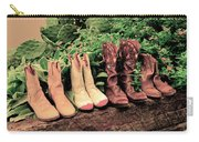 Horse Riding Boots Carry-all Pouch