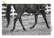 Horse Stepping Carry-all Pouch