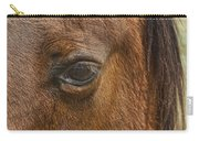 Horse Tear Carry-all Pouch