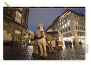 Horse Tram Carry-all Pouch