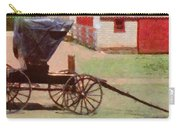 Horseless Carriage Carry-all Pouch by Jeff Kolker