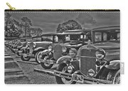 Horseless Carriages Carry-all Pouch