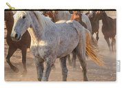 Horses 7 Carry-all Pouch