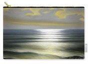 Horses Over Sea Carry-all Pouch