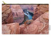 Horseshoe Bend At Dawn Carry-all Pouch