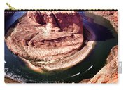Horseshoe Bend Boat Race - Page Arizona Carry-all Pouch