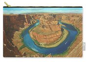 Horseshoe Bend Colorado River Arizona Carry-all Pouch
