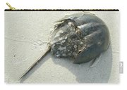 Horseshoe Crab - Limulus Polyphemus Carry-all Pouch
