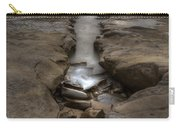 Horseshoes Beach Tidepools Carry-all Pouch