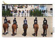 Horseshow Pano Carry-all Pouch