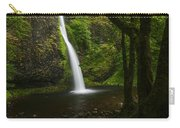 Horsetail Falls Columbia River Gorge Carry-all Pouch