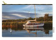 Horsey Mere In Evening Light Carry-all Pouch