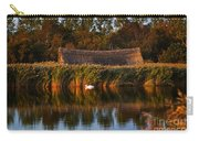 Horsey Mere On The Norfolk Broads On A Still Day In Autumn Carry-all Pouch