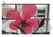Hospital Hibiscus Carry-all Pouch