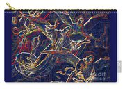 Host Of Angels By Jrr Carry-all Pouch