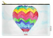 Hot Air Balloon 02 Carry-all Pouch