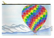 Hot Air Balloon 04 Carry-all Pouch