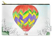 Hot Air Balloon 10 Carry-all Pouch