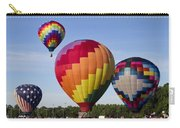 Hot Air Balloon Festival In Decatur Alabama  Carry-all Pouch