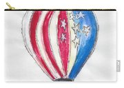 Hot Air Balloon Misc 01 Carry-all Pouch