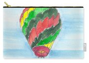 Hot Air Balloon Misc 03 Carry-all Pouch