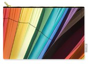 Hot Air Balloon Rainbow Carry-all Pouch