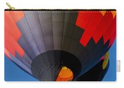 Hot Air Ballooning Carry-all Pouch by Edward Fielding