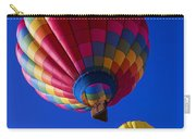 Hot Air Ballooning Together Carry-all Pouch
