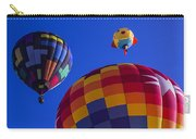 Hot Air Balloons Launch Carry-all Pouch