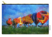 Hot Air Balloons Photo Art 01 Carry-all Pouch