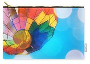 Hot Air Bokeh Carry-all Pouch
