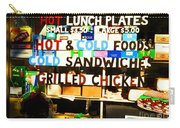 Hot And Cold Foods Carry-all Pouch