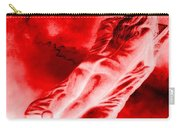 Hot-blooded Hottie On A Sexual Journey Carry-all Pouch