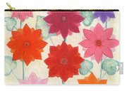 Hot Bloom Carry-all Pouch