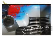 Hot Chevy Poster And Postcard Carry-all Pouch