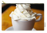 Hot Chocolate With Creme Chantilly Carry-all Pouch