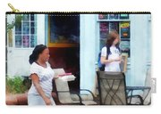 Hot Dog Shop Fells Point Carry-all Pouch