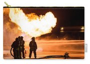 Hot Flames Carry-all Pouch