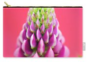 Hot Pink Lupine Carry-all Pouch