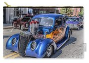 Hot Rod Car Carry-all Pouch