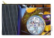 Hot Rod Show Car Light Carry-all Pouch