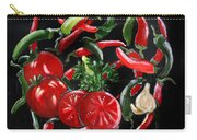Hot Salsa Carry-all Pouch