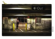 Hot Summer Night Out Carry-all Pouch by Bob Orsillo